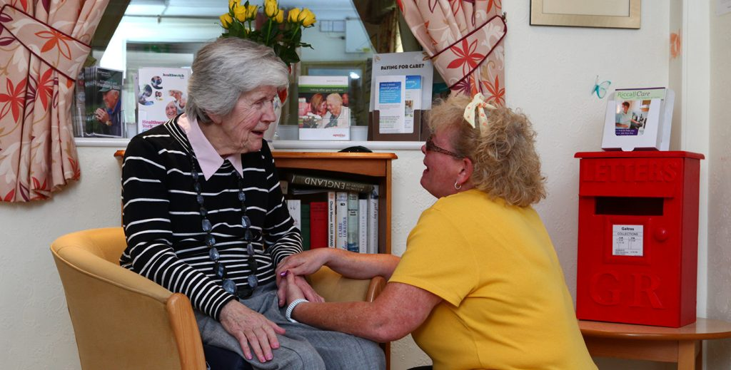 Apple Tree Care Home - about us